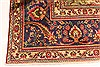 Tabriz Beige Hand Knotted 93 X 125  Area Rug 100-28126 Thumb 11