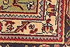 Tabriz Beige Hand Knotted 93 X 125  Area Rug 100-28126 Thumb 1