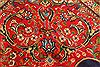 Tabriz Blue Hand Knotted 98 X 127  Area Rug 100-28128 Thumb 12