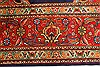 Tabriz Blue Hand Knotted 98 X 127  Area Rug 100-28128 Thumb 18