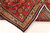 Tabriz Blue Hand Knotted 98 X 127  Area Rug 100-28128 Thumb 28