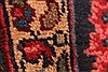 Kashan Red Hand Knotted 99 X 125  Area Rug 100-28129 Thumb 1