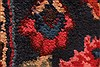 Kashan Red Hand Knotted 99 X 125  Area Rug 100-28129 Thumb 2