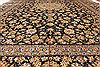 Kashan Beige Hand Knotted 117 X 172  Area Rug 100-28130 Thumb 10