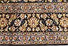 Kashan Beige Hand Knotted 117 X 172  Area Rug 100-28130 Thumb 11