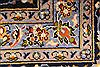 Kashan Beige Hand Knotted 117 X 172  Area Rug 100-28130 Thumb 3