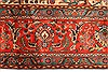 Tabriz Beige Hand Knotted 97 X 128  Area Rug 100-28132 Thumb 11