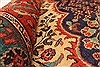 Tabriz Beige Hand Knotted 97 X 128  Area Rug 100-28132 Thumb 7