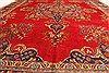 Tabriz Blue Hand Knotted 97 X 133  Area Rug 100-28135 Thumb 10