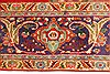 Tabriz Blue Hand Knotted 97 X 133  Area Rug 100-28135 Thumb 11