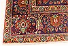 Tabriz Blue Hand Knotted 97 X 133  Area Rug 100-28135 Thumb 13