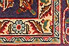 Tabriz Blue Hand Knotted 97 X 133  Area Rug 100-28135 Thumb 3