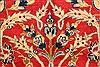 Isfahan Red Hand Knotted 92 X 134  Area Rug 100-28136 Thumb 12
