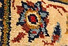 Isfahan Red Hand Knotted 92 X 134  Area Rug 100-28136 Thumb 1