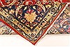 Isfahan Red Hand Knotted 92 X 134  Area Rug 100-28136 Thumb 5