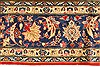 Isfahan Red Hand Knotted 92 X 134  Area Rug 100-28136 Thumb 8