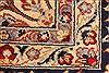 Isfahan Red Hand Knotted 98 X 131  Area Rug 100-28137 Thumb 14