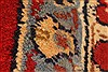 Isfahan Red Hand Knotted 98 X 131  Area Rug 100-28137 Thumb 2