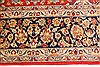 Isfahan Red Hand Knotted 98 X 131  Area Rug 100-28137 Thumb 8