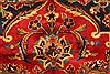 Kashan Red Hand Knotted 99 X 134  Area Rug 100-28138 Thumb 12