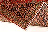 Kashan Red Hand Knotted 99 X 134  Area Rug 100-28138 Thumb 5