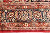 Kashan Red Hand Knotted 97 X 1210  Area Rug 100-28139 Thumb 12