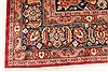 Kashan Red Hand Knotted 97 X 1210  Area Rug 100-28139 Thumb 14