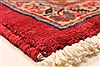 Kashan Red Hand Knotted 97 X 1210  Area Rug 100-28139 Thumb 15