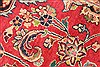 Kashan Red Hand Knotted 97 X 1210  Area Rug 100-28139 Thumb 16