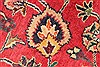 Kashan Red Hand Knotted 97 X 1210  Area Rug 100-28139 Thumb 1