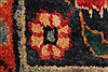 Kashan Red Hand Knotted 97 X 1210  Area Rug 100-28139 Thumb 5