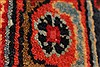 Kashan Red Hand Knotted 97 X 1210  Area Rug 100-28139 Thumb 6
