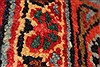 Kashan Red Hand Knotted 97 X 1210  Area Rug 100-28139 Thumb 7