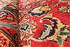 Kashan Red Hand Knotted 97 X 1210  Area Rug 100-28139 Thumb 8