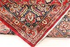 Kashan Red Hand Knotted 97 X 1210  Area Rug 100-28139 Thumb 9