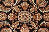 Jaipur Black Octagon Hand Knotted 50 X 50  Area Rug 250-28203 Thumb 2