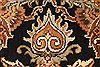 Jaipur Black Octagon Hand Knotted 50 X 50  Area Rug 250-28203 Thumb 4