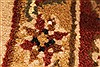 Jaipur Beige Hand Knotted 60 X 90  Area Rug 250-28206 Thumb 3