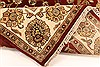 Jaipur Red Hand Knotted 60 X 90  Area Rug 250-28210 Thumb 13
