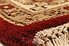 Jaipur Red Hand Knotted 60 X 90  Area Rug 250-28210 Thumb 7