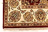 Jaipur Red Hand Knotted 60 X 90  Area Rug 250-28210 Thumb 8