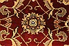 Jaipur Red Hand Knotted 60 X 90  Area Rug 250-28210 Thumb 9