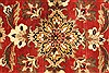 Jaipur Red Round Hand Knotted 60 X 60  Area Rug 250-28212 Thumb 7