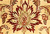 Jaipur Beige Round Hand Knotted 60 X 60  Area Rug 250-28213 Thumb 4