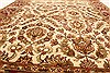Jaipur Beige Hand Knotted 60 X 90  Area Rug 250-28214 Thumb 11