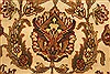 Jaipur Beige Hand Knotted 60 X 90  Area Rug 250-28214 Thumb 4