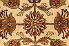 Jaipur Beige Hand Knotted 60 X 90  Area Rug 250-28214 Thumb 6