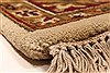 Jaipur Beige Hand Knotted 60 X 90  Area Rug 250-28214 Thumb 7