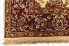 Jaipur Beige Hand Knotted 60 X 90  Area Rug 250-28214 Thumb 8