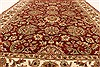 Jaipur Red Hand Knotted 60 X 90  Area Rug 250-28215 Thumb 11